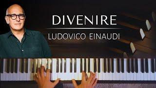 Ludovico Einaudi - Divenire (piano cover)
