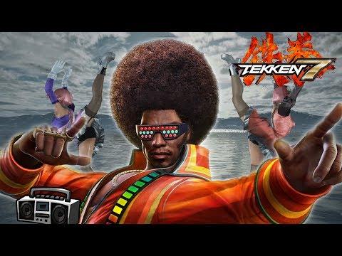 Tekken 7 Infinite Dancure
