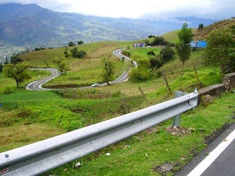 Carretera Bogota, Choachi