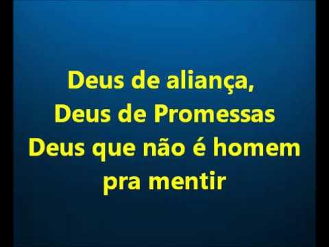 Deus de Promessas - Toque no Altar(playback legendado)