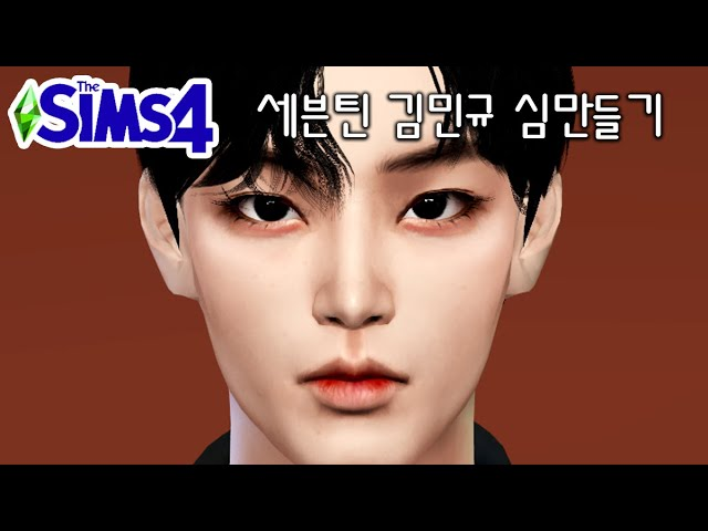 NEW VIDEO! 세븐틴 민규 (심만들기)