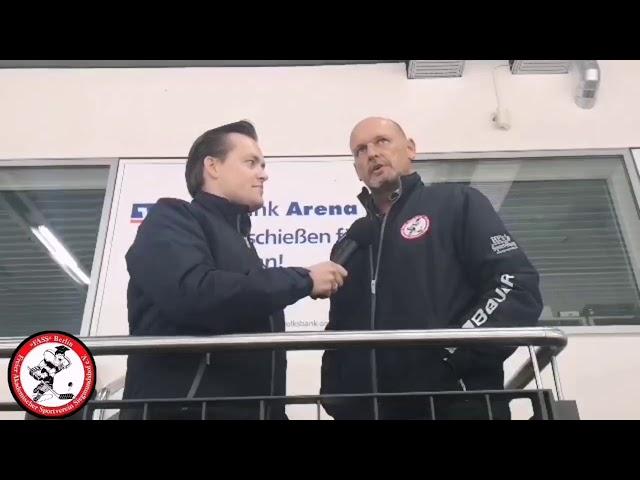 FASS on air: Test beim HSV