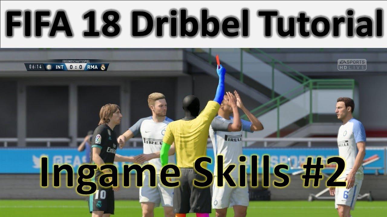 Fifa 18 Ps4 Tricks