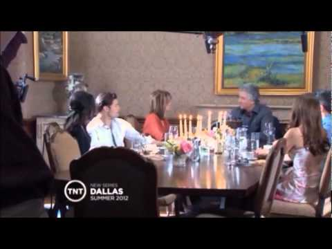 Dallas - TNT Introduce - First Look Behind Scenes