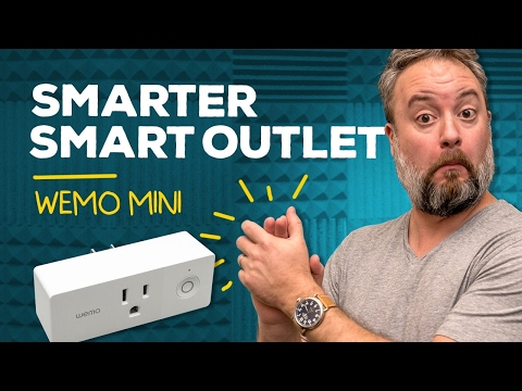 Samsung SmartThings Outlet vs. Wemo Mini Smart Plug: Which should you buy?