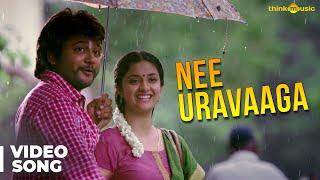 Nee Uravaga Asa VIdeo Song HD Paambhu Sattai | Bobby Simha, Keerthy Suresh, Ajesh, Adam Dasan