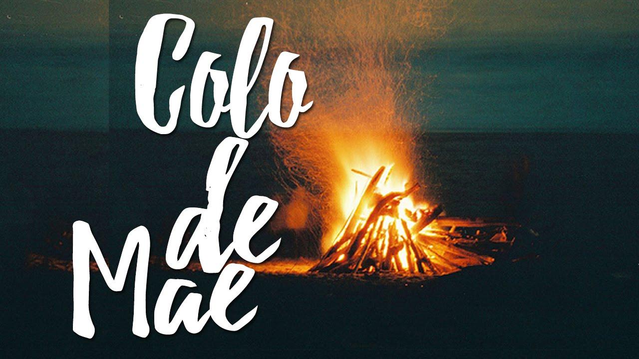 COLO DE MÃE (COLO DE DEUS)