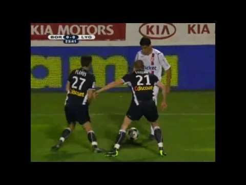 Bordeaux 1 - 0 Lyon  (19-04-2009)   Ligue 1
