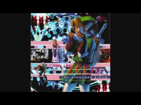 The Legend of Zelda Ocarina of Time Rearranged Soundtrack - Last Battle HD
