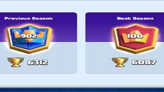 RANKED 100 IN THE WORLD AT CLASH ROYALE!?! DO WE BEAT HIM!?!