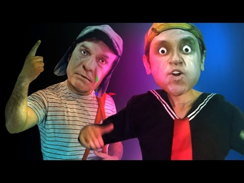 Chavo Vs Quico - La Batalla Definitiva