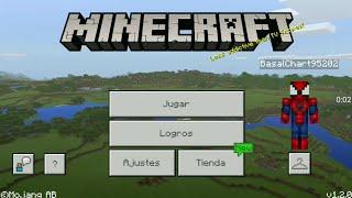 Serie Survival Minecraft Pe 1.2.0 Capítulo #1