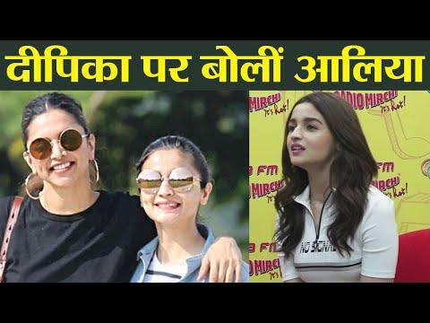 Alia Bhatt Calls Didi to Deepika Padukone, Here's why   FilmiBeat Mp3