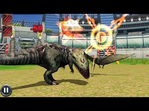 CERATOSAURUS vs PTERANODON: Jurassic Park Builder - IOS ...