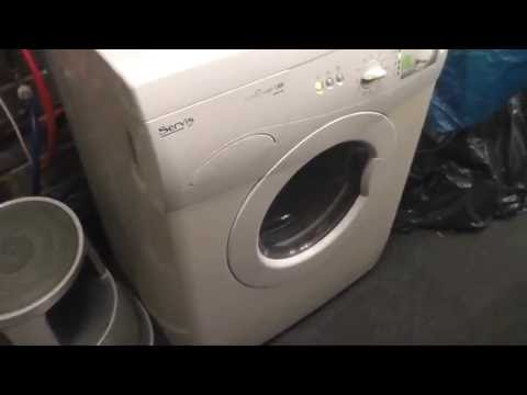 British Heart Foundation - Merloni Servis Easi Logic 1300 Washer Dryer M9310W