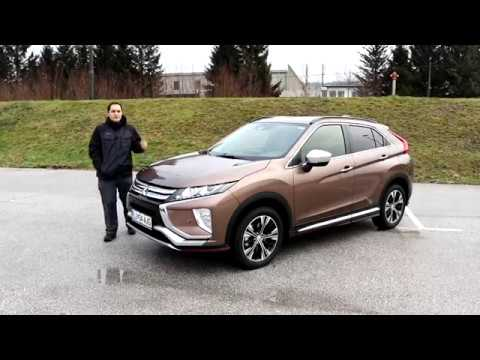 mitsubishi eclipse cross 2018 review youtube. Black Bedroom Furniture Sets. Home Design Ideas