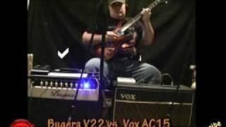 bugera v22 vs vox ac15 shoot out ttk style
