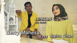 Download Mp3 Salsha Chan Feat Gerry Mahesa - Izinkan