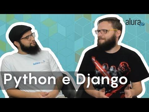 Alura Live #67 - Python e Django