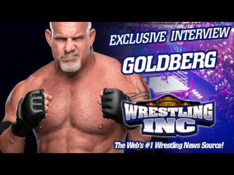 Goldberg On His Feelings On Brock Lesnar, How He Felt After Lesnar 'Mania Match, Sugar Factory, More