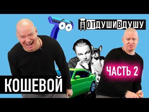 Евгений Кошевой / угрозы за шутки / собака Ди Каприо / первый секс / бритье лысины / анекдот
