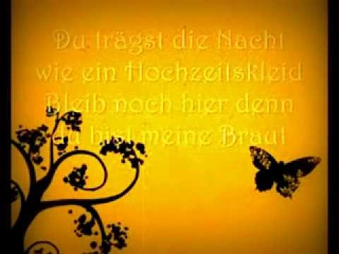 ASP - Schattenbraut with Lyrics!