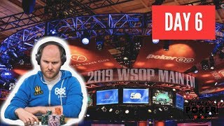 Latest News from the 2019 World Series of Poker: July 11