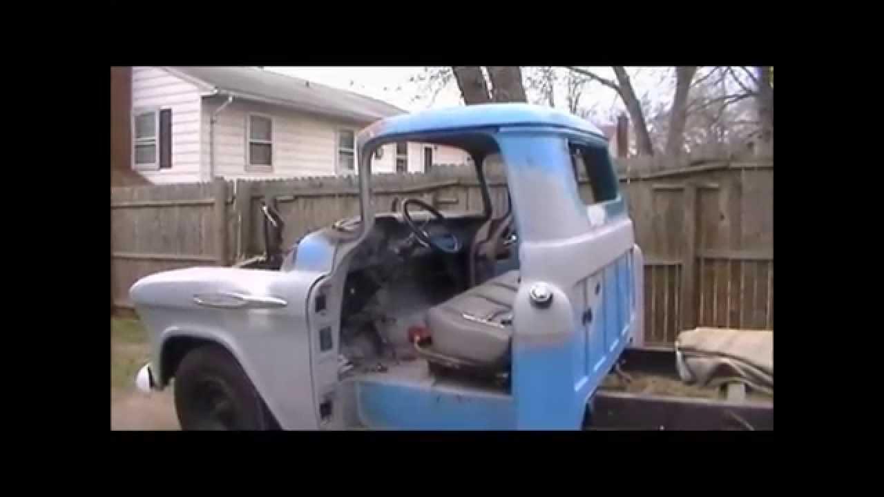 57 Chevy pickup truck Doors Part 1 & 57 Chevy pickup truck Doors Part 1 - YouTube