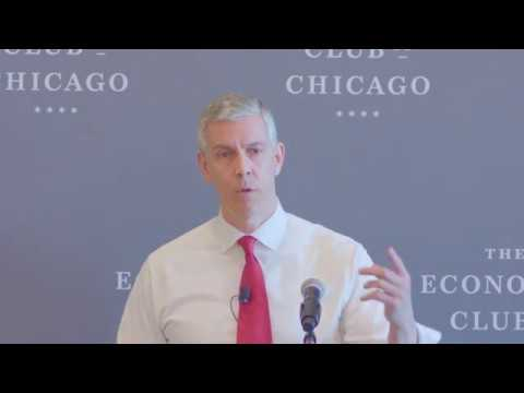 Download Arne Duncan, Managing Partner, Chicago CRED, 1/18/18