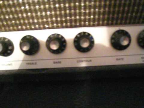 Sunn Amplifiers Solarus/ Vintage Big Muff Demo Ty Pod
