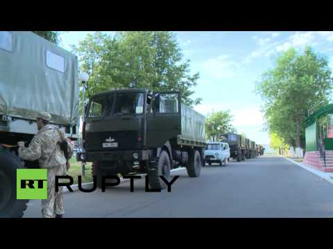 Russia: CSTO's Interaction 2015 drills begin in the Pskov region