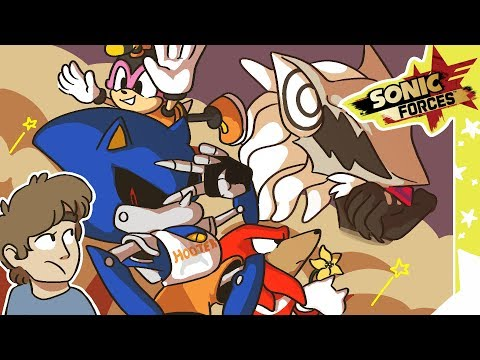 Sonic Forces: One