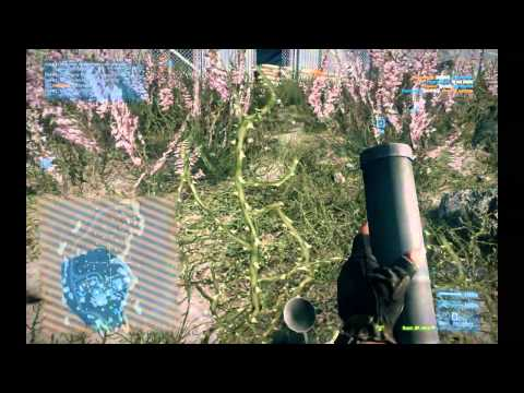 M224 Mortar 5th medal + nice dog tag (BF3)