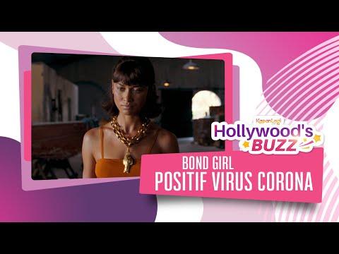 Bintang Film James Bond Olga Kurylenko Positif Virus Corona