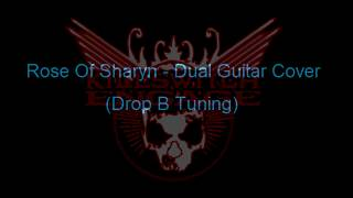 Killswitch Engage - Rose Of Sharyn Guitar Cover (Drop B)