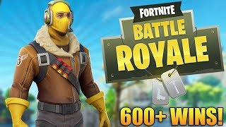 Fortnite Battle Royale: WINNING LIKE CHAMPS! - 600+ Wins - Level 85+ - Fortnite Gameplay - (PS4)