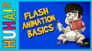Ep 1: Flash Animation Basics | Happy Harry