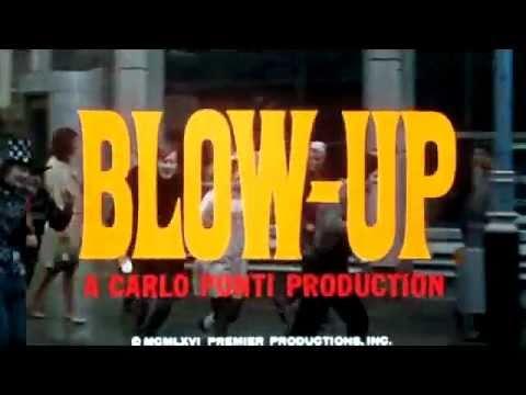 Blow-Up - Film Trailer - 1966