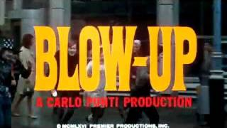 Blow-Up - Film Trailer - 1966