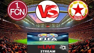 ⚽1. FC Nürnberg (Ger) VS PFC CSKA Sofia (Bul)⚽WORLD: Club Friendly match
