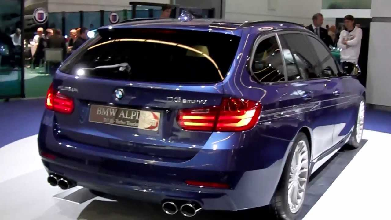 BMW Alpina D3 Biturbo Touring - YouTube