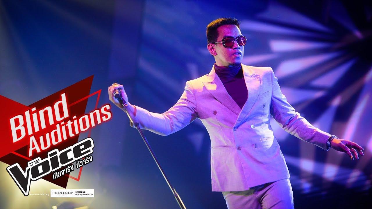 แมค - Unaware - Blind Auditions - The Voice Thailand 2019 - 23 Sep 2019