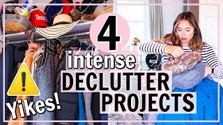⚠️Satisfying Declutter! DECLUTTER AND ORGANIZE MY HOUSE WITH ME! | Alexandra Beuter