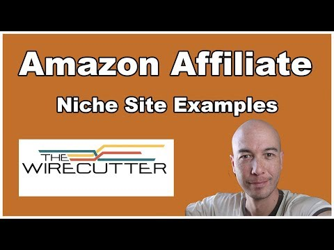 Amazon Affiliate Marketing for Beginners - The Wirecutter - Authority Websites & Passive Income