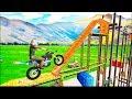Tricky Bike Stunt Master Crazy Stuntman Bike Rider - Gameplay Android game