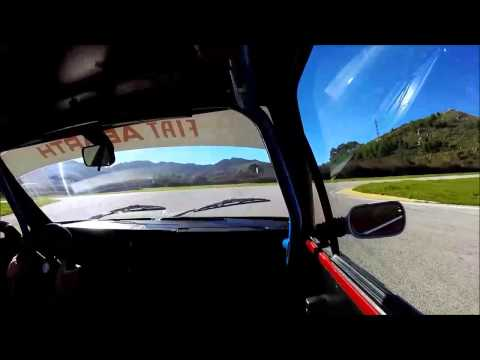 Fiat Ritmo 130TC - Autodromo MBR Palermo