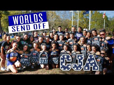 CJA Worlds Send Off