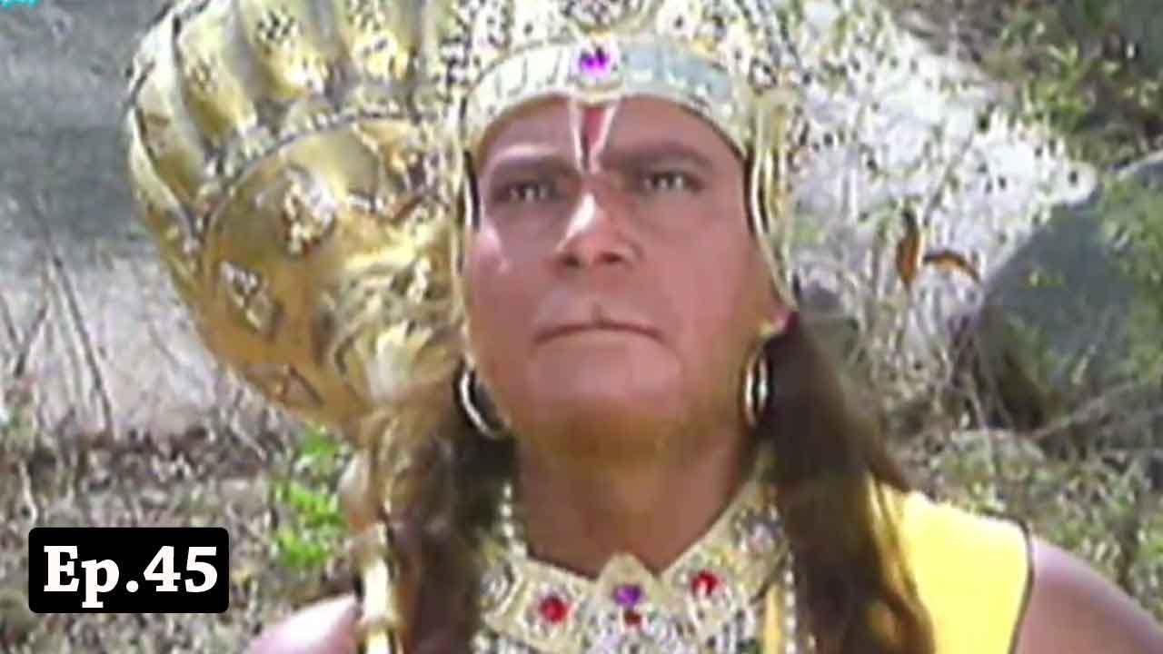 Download Jai Hanuman   Bajrang Bali   Hindi Serial - Full Episode 45