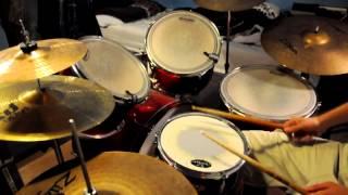 Savant - Splinter Drum cover