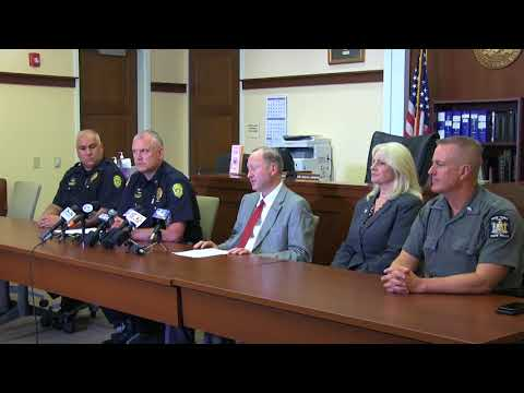 PRESS CONFERENCE: Boy dies, SF couple charged with murder